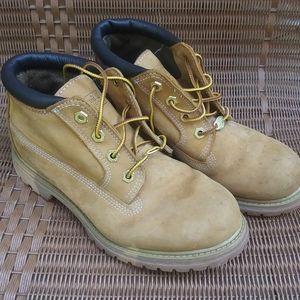 Timberland Waterproof Work Boots, Mens 8.5